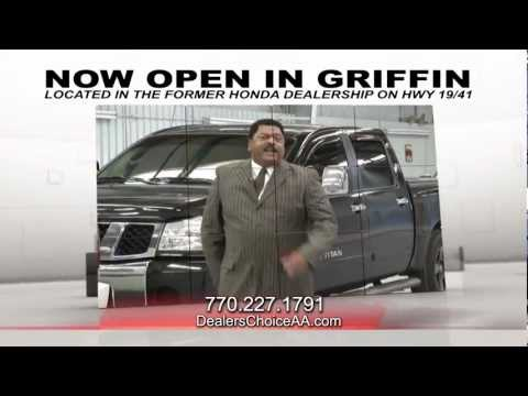 Dealers Choice Auto Auction - Sammy Stephens Commercial #2