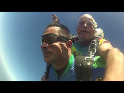 Tandem Skydive | Karim from Edmonton, AB, Canada