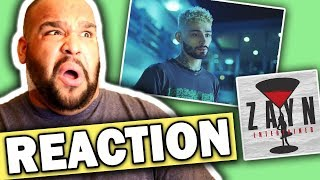Video ZAYN - Entertainer (Music Video) REACTION download MP3, 3GP, MP4, WEBM, AVI, FLV Agustus 2018