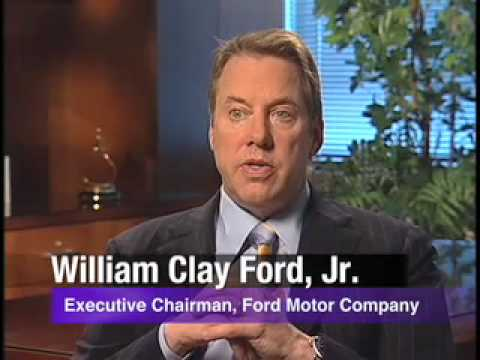 William Ford of Ford Motor Company has Pterygium Surgery with Harvard Eye Associates