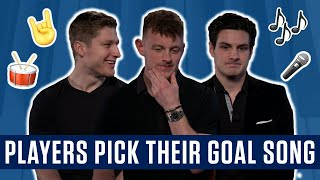 Steve Dangle Asks NHL All-Stars To Their Personal Goal Song!