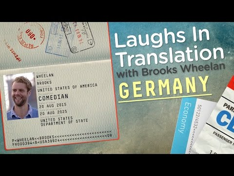 Germany | Laughs in Translation