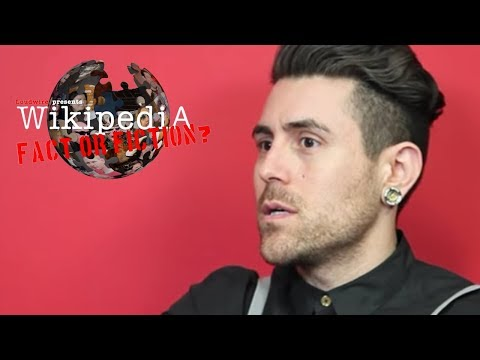 AFI's Davey Havok - Wikipedia: Fact or Fiction?
