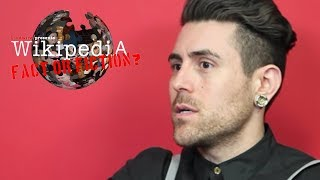 AFIs Davey Havok - Wikipedia: Fact or Fiction? YouTube Videos