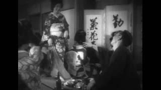 Filme japonês de 1936 em preto e branco, do gênero drama, dirigido ...