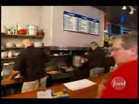 Mike's Chili Parlor on Food Network