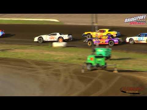 Outlaw Stocks Heat Race - Bridgeport Speedway 06/08/19