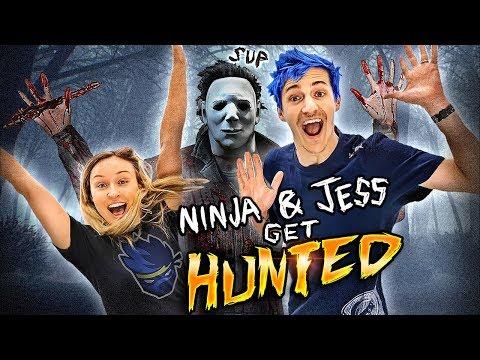 NINJA & JESS PLAY DEAD BY DAYLIGHT!