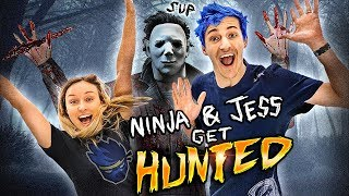 NINJA & JESS PLAY DEAD BY DAYLIGHT!