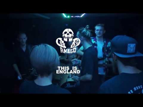 BIG DEATH AMEGO - THIS IS ENGLAND (OFFICIAL VIDEO)