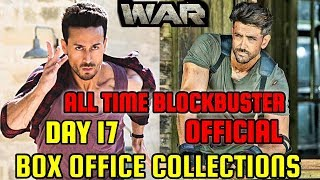 WAR BOX OFFICE COLLECTION DAY 17 | INDIA | OFFICIAL | HRITHIK vs TIGER | ALL TIME BLOCKBUSTER