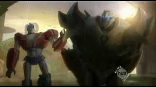 Transformers Prime Ost - 02 Optimus Prime Returns