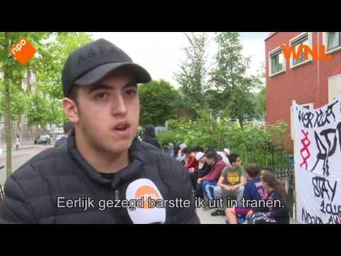 Vrienden Abdelhak Nouri geschokt door blijvende hersenschade