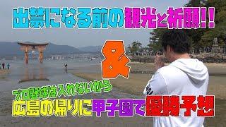 野球YouTuber向さんに宣戦布告&甲子園で優勝予想!