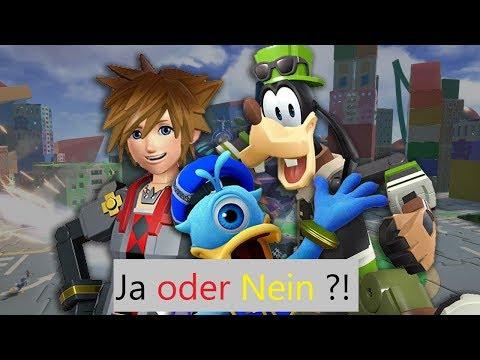 Bekommen wir jetzt einen deutsche Synchro für Kingdom Hearts 3 oder nicht ? [German/Deutsch]