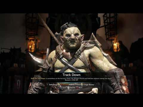 Middle-Earth: Shadow of War - Video