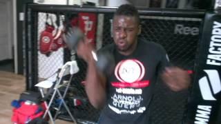 Préparation Physique Perf MMA Factory Paris - Endurance de Force Arnold Quero