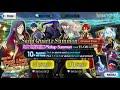 [Fate/Grand Order NA] Waver/Lancelot banner 120 Saint Quartz summons