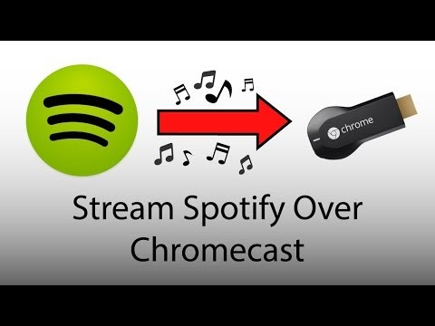 How To Stream Spotify From Your PC or Mac To Your Chromecast