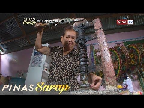 Pinas Sarap: Capiz shells o pios, kayamanan para sa mga Capiznon!