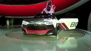 nissan IDx nismo tokyo motor show 2013