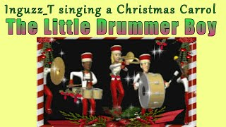 The Little Drummer Boy ((Christmas Song English) - Inguzz_T