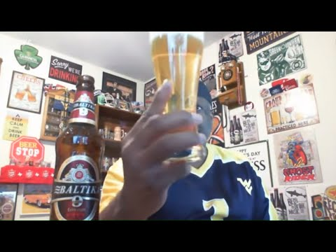 Baltika #9 Extra Lager Russian Beer Review