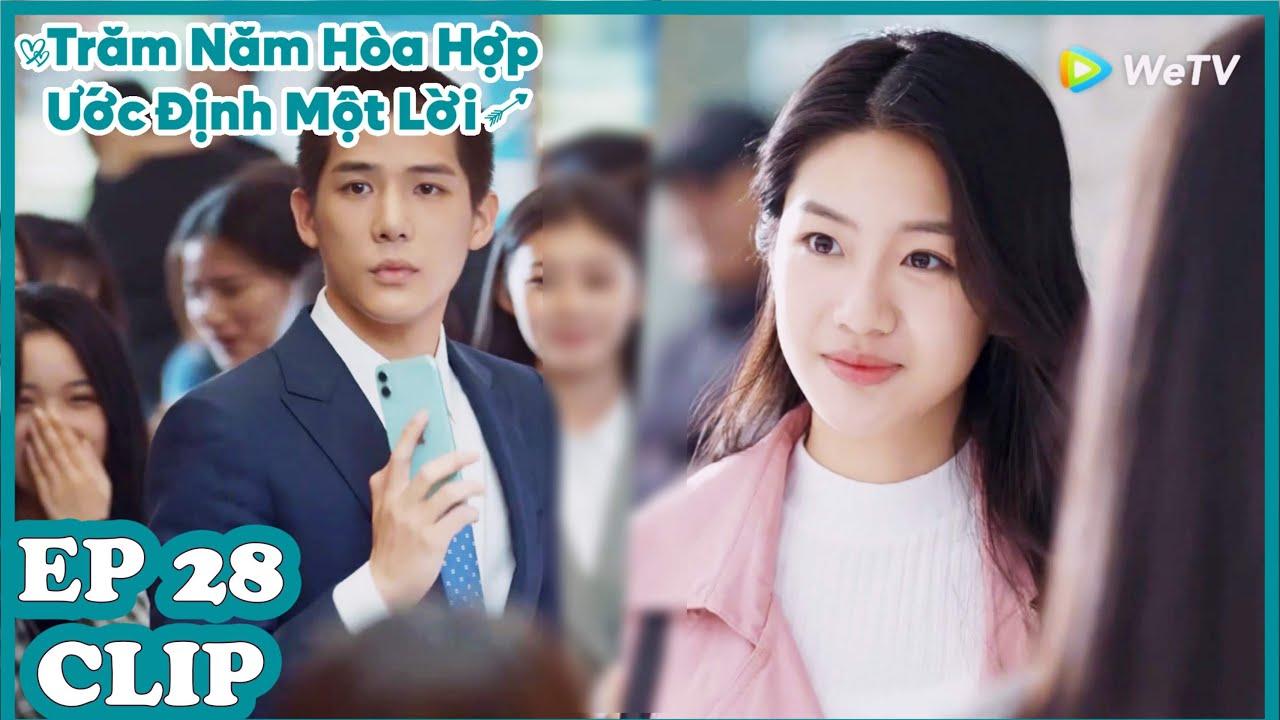 Clip | Trăm Năm Hòa Hợp, Ước Định Một Lời - Tập 28 (Vietsub) | Vương An Vũ |  Phim Thanh Xuân 2020