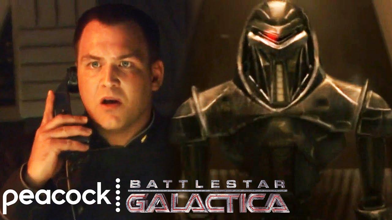 Download Battlestar Galactica | We've Been Boarded!