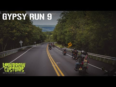 Lowbrow Customs Coverage Gypsy Run 9