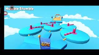 jugando fall guys pirata  c/Samuelleonel