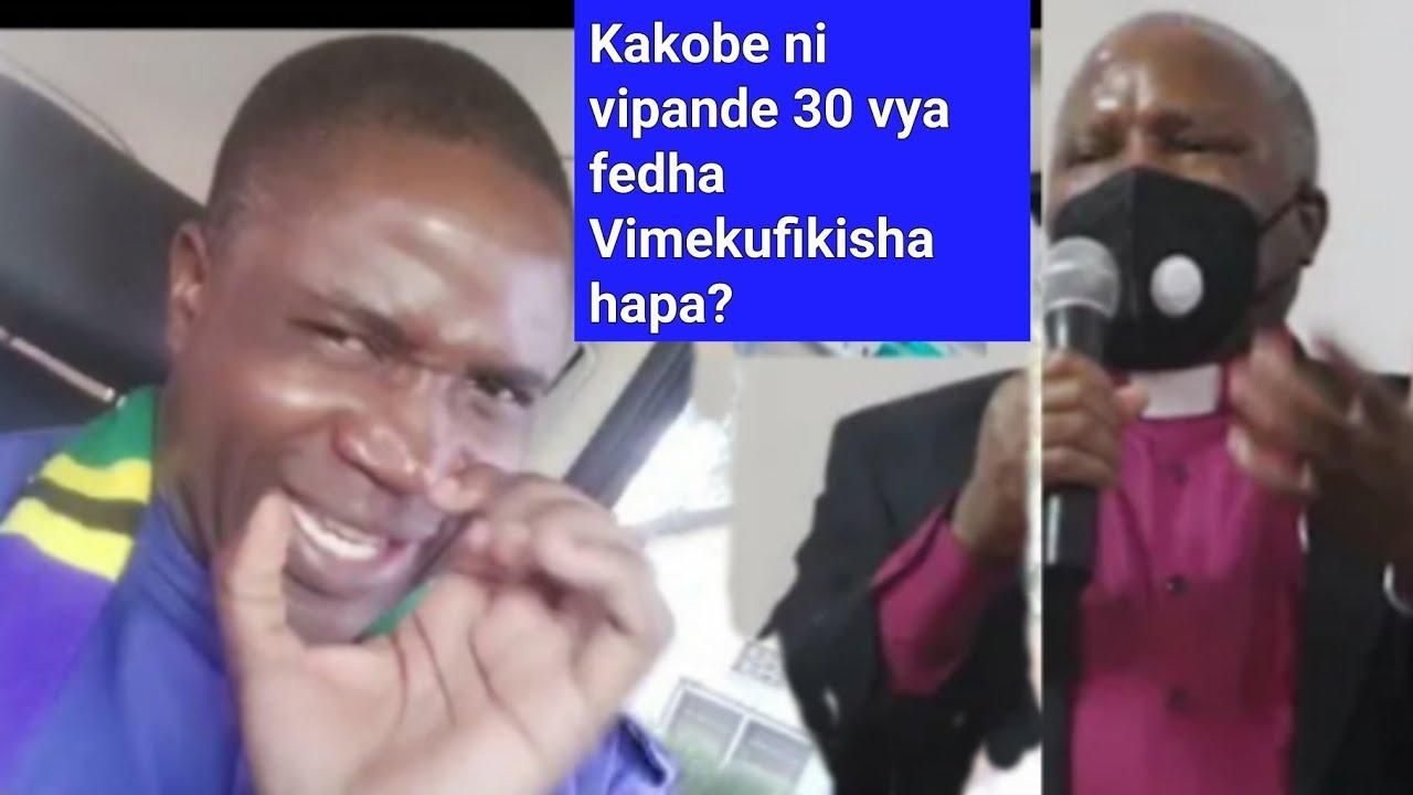 Download Sio kakobe aliyekuwa anasema; Mungu yuko juu ya SAYANSI ya waovu ? Ni vipande 30 vya fedha?
