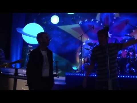 Ringo Starr 2014 All Starr Band Tour Promo