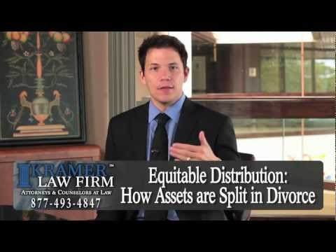 Orlando Family Law Attorney - What is Equitable Distribution?