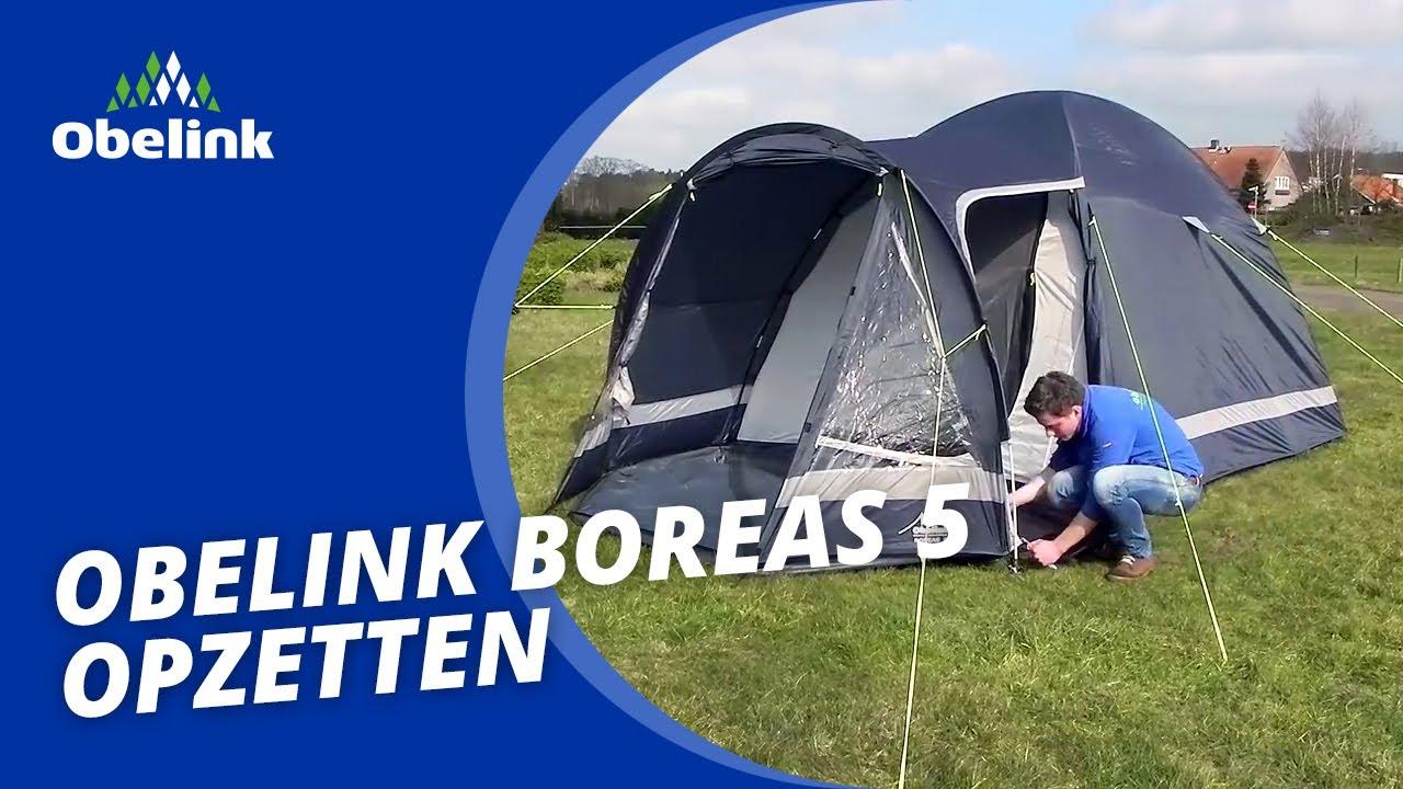 Obelink Boreas 5 koepeltent | Obelink.nl