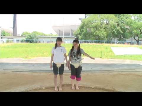 ★小泉エリVS桜 稲垣早希★ ガチンコ相撲対決