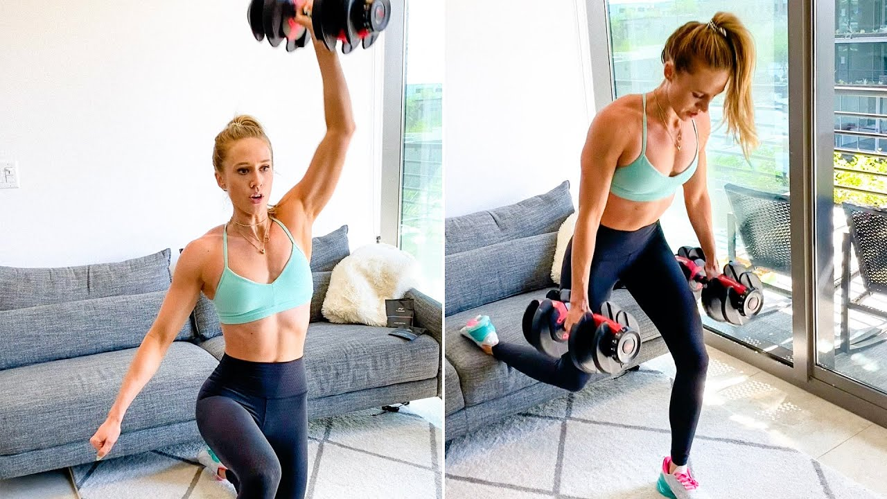Kelsey Heenan | Workout Wednesday