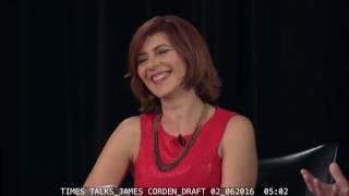 James Corden I TimesTalks I Interview