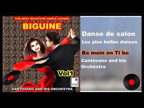 BIGUINE & CREOLE MUSIC - DANSE DE SALON VOL.1 - COPPELIA OLIVI