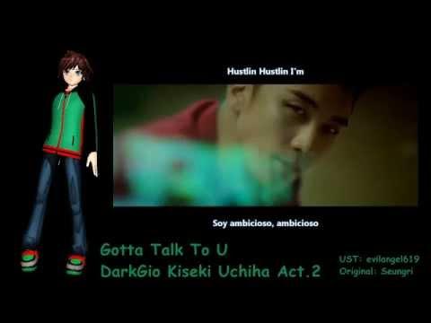 【UTAUカバー】Gotta Talk To U【DarkGio Kiseki Act.2】
