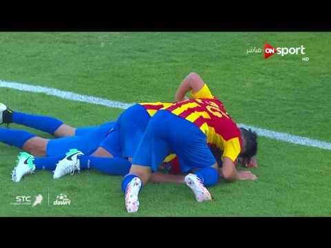 ملخص مباراة نصر حسين داي الجزائري و الوحدة الإماراتي في البطولة العربية