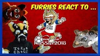 Furries React To: ZABIVAKA (FIFA 2018 Mascot)