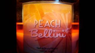 Bath And Body Works Candle Review- Candle Of The Week: Peach Bellini (2013)
