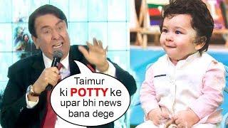Kareena Kapoor's Family SHOCKING Reaction On Media Harassing Taimur Ali Khan