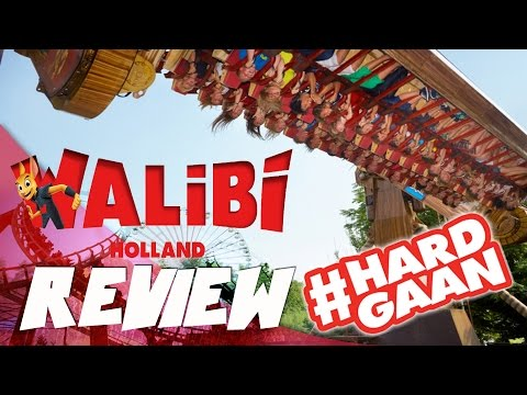 Review Thrillrides-Park: Walibi Holland Biddinghuizen Nederland