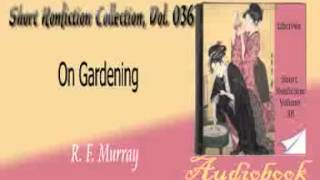 On Gardening R. F. Murray Audiobook