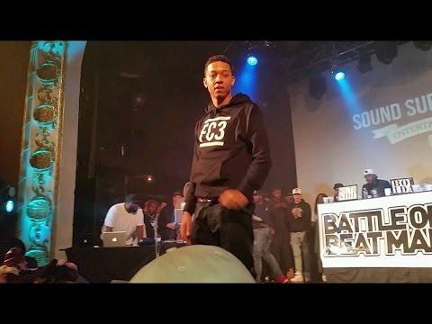 "Lil Bibby - ""Free Crack 3 Tour"" ( Live performance"