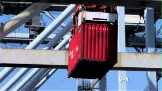 West Coast US Ports Busy, Struggling with Backlog