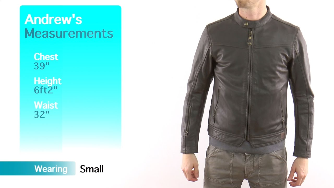 2c224b768 RSD Walker leather motorcycle jacket review - URBAN RIDER