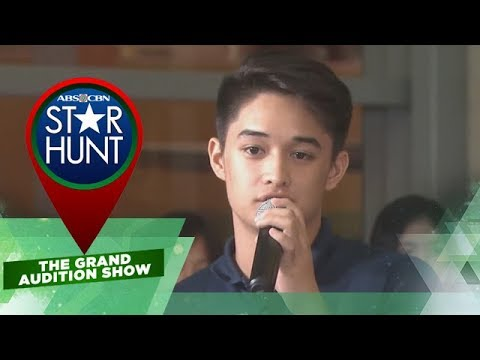 Star Hunt The Grand Audition Show: Star Hunt student athlete Lance Carr gives his best shot  EP 24